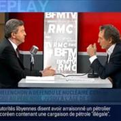 BFMTV Replay: Première sortie publique de Nicolas Sarkozy depuis la révélation de nouvelles affaires
