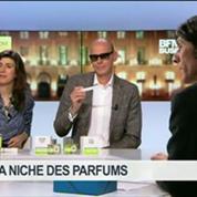 La niche des parfums, dans Goûts de luxe Paris – 7/8