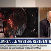 Le Soir BFM: Disparition de l'avion de la Malaysia Airlines: toujours aucune piste 2/4