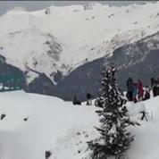Sports d'hiver / Rolland fait son show à La Plagne