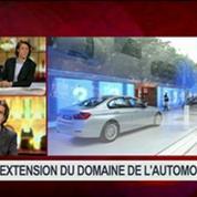 L'extension du domaine de l'automobile, dans Goûts de luxe Paris – 2/8
