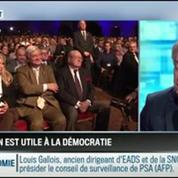 Le parti pris d'Hervé Gattegno: Le Pen est utile à la démocratie plus qu'on ne le croit