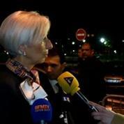 Lagarde : «J'ai toujours agi conformément à la loi»