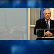 Pollution: Jean-Paul Huchon appelle les Franciliens à utiliser les transports publics