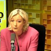 Marine le Pen sur le festival d'Avignon :