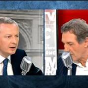 Les Français sont dégoûtés par le spectacle politique selon Bruno Le Maire