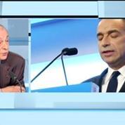 Michel Rocard estime Copé donne le spectacle de sa puissance de combat