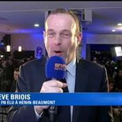 Steeve Briois: C'est vraiment un vote d'adhésion et non un vote de contestation