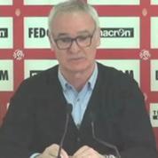 Football / Ranieri : Je veux gagner le Coupe de France