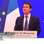 Municipales : Manuel Valls annonce les résultats provisoires du second tour