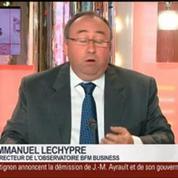 E. Lechypre: Baisser les cotisations des salariés pour augmenter le pouvoir d'achat