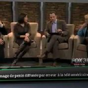 Top Média : une image sexy diffusée par erreur sur une chaine américaine