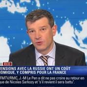 L'Édito éco de Nicolas Doze: Les tensions avec la Russie ont un coût économique pour la France