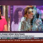 Le Paris de Delphine Rémy Boutang, co-fondatrice de la journée de la femme digitale, dans Paris est à vous –