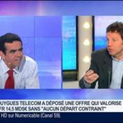 Rachat de SFR: Il va y avoir une concentration: Geoffroy Roux de Bézieux, dans GMB –
