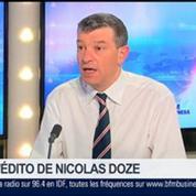 Nicolas Doze: Dégradation du chiffre du chômage: Attention quand même aux chiffres de Pôle Emploi –