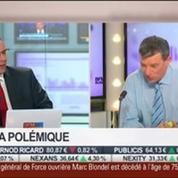 Nicolas Doze: Vente de SFR à Numericable: Il serait logique que Patrick Drahi revienne en France, selon Fleur Pellerin