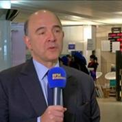 Pierre Moscovici au sujet de l'alliance entre PSA et Dongfeng