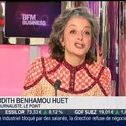Le rendez-vous du jour: Judith Benhamou Huet, dans Paris est à vous