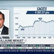 Zone euro : l'inflation en février est de +0,8%: Guillaume Menuet, dans Intégrale Bourse