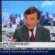 Philippe Douste-Blazy, ONU, dans l'invité de BFM Business –