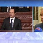 Pour François Rebsamen, Hollande doit parler rapidement aux Français