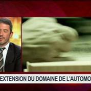 L'extension du domaine de l'automobile, dans Goûts de luxe Paris – 6/8