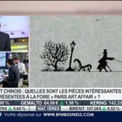 L'art chinois est-il un bon placement?: Arnaud Dubois, dans Intégrale Placements –