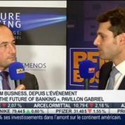 """""""The Future of Banking"""": Frédéric Oudéa, dans Intégrale Bourse"""