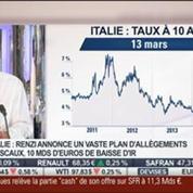 Nicolas Doze: Italie: Matteo Renzi annonce des mesures chocs pour relancer l'économie