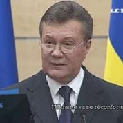 Ukraine : Ianoukovitch se veut «le seul président légitime»