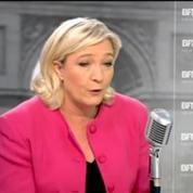 Marine Le Pen: 80% du malheur qui frappe la France est une coproduction de l'UMP et du PS
