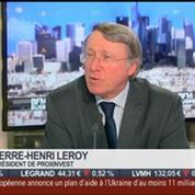 Pierre-Henri Leroy, Proxinvest, dans l'invité de BFM Business –