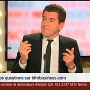 Matthieu Pigasse, directeur général de la banque Lazard France, dans Le Grand Journal 1/4