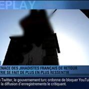 BFMTV Replay: Vidéos de jihadistes français engagés en Syrie