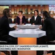1001 manières de déguster: grands crus et belles étiquettes face aux vins nature, dans Goûts de luxe Paris – 5/8