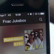 Fnac jukebox : Écoutez en streaming avec la Fnac - Le test de l'appli smartphone par 01netTV