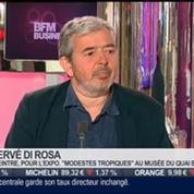 Le Paris d'Hervé Di Rosa, peintre, dans Paris est à vous –
