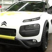 Salon automobile de Genève: découvrez le Citroën Cactus version Aventure