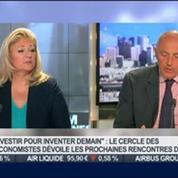 Jean-Hervé Lorenzi, Cercle des économistes, dans l'invité de BFM Business –