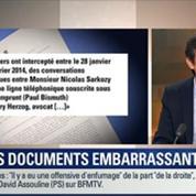 Le Soir BFM: Taubira et les écoutes de Sarkozy: s'agit-il d'un mensonge ou d'un simple malentendu ? 3/4