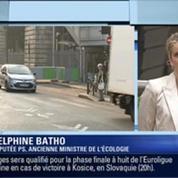 Delphine Batho: l'invitée de Ruth Elkrief