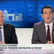 Émission spéciale tourisme: Christian Delom, Hervé Becam, Laurent Queige, et François Navarro, dans Grand Paris 1/4