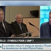 Le parti pris d'Hervé Gattegno: Marseille n'est pas le symbole de la reconquête de l'UMP