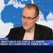 Culture Geek: Déjà imbattable aux échecs, les robots se mettent au sport