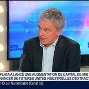 Auplata veut industrialiser la production d'or en Guyane: Jean-François Fourt, dans GMB –