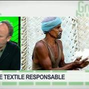 Le textile responsable: Robin Cornelius, dans Green Business – 3/5