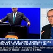 Culture Geek: Télécom: Bouygues revend son réseau à Free pour pouvoir acheter SFR