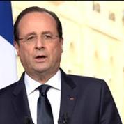 François Hollande confie à Manuel Valls le gouvernement de la France
