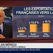 Alain Mérieux, président de l'institut Mérieux, dans Le Grand Journal 3/5